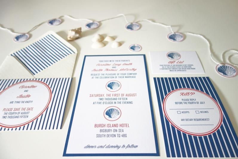 Diy free nautical wedding invitation template be inspired bride dsc02533 dsc02515 solutioingenieria Image collections